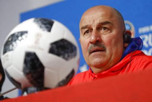 Russia goalkeeper unwilling to discuss Salah's return -Tampabay com