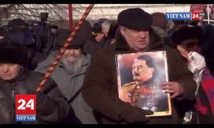 """"""" Cái chết của Stalin"""": Bộ phim hài khiến Kremlin bất an"""