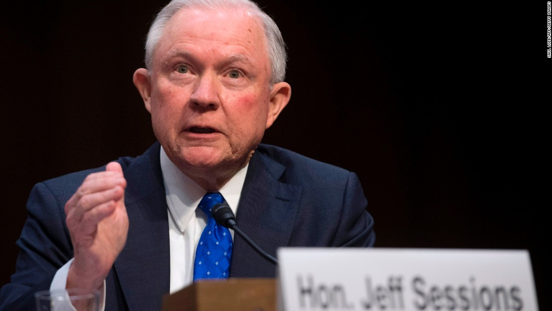 Sessions claimed he really did not exist under vow, informs Trump hasn't already affected Justice Department