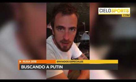 RUSIA BUSCANDO A PUTIN – EN EL ALMUERZO