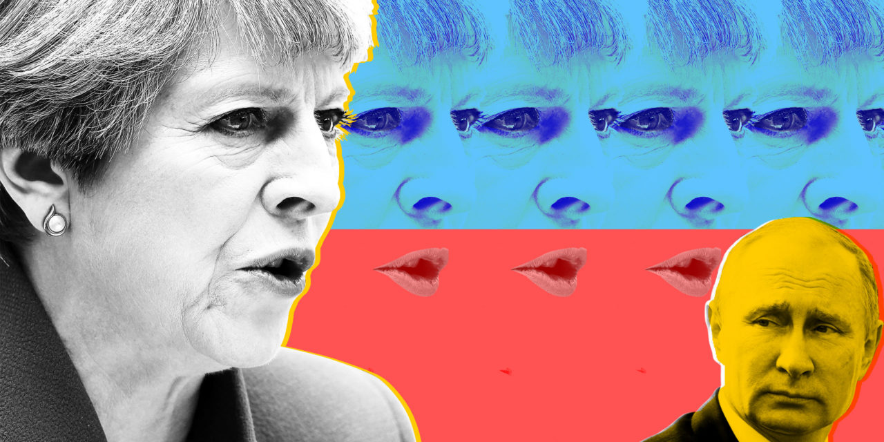 Reacting to Russian Terror, Britain Ducks the Chance to Hit Putin Where it Hurts