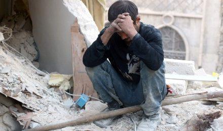 Russia vetoes UN resolution to stop Aleppo airstrikes