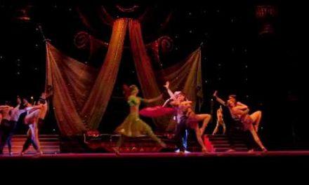 """""""1001ночь"""". Кремлевский балет. """"1001evening"""". Kremlin ballet."""