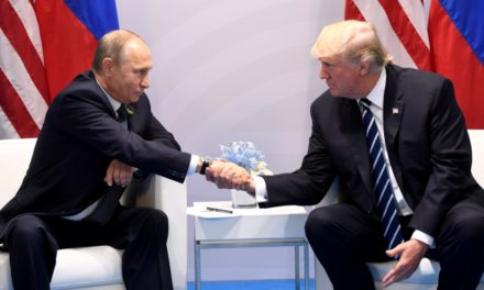 Trump as well as Putin, closer compared to ever before