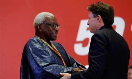Wada record stated to earn insists over level of Sebastian Coe's expertise