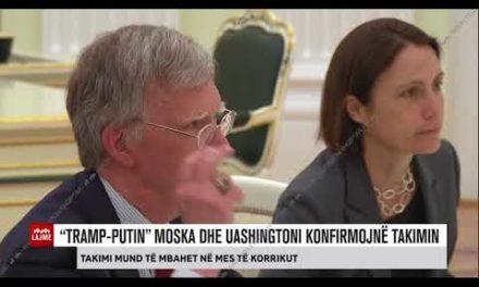 """""""Tramp-Putin"""" Moska dhe Uashingtoni konfirmojnë takimin"""