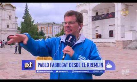 El Kremlin de Mosc ú a través de los ojos de Pablo Fabregat/ 2