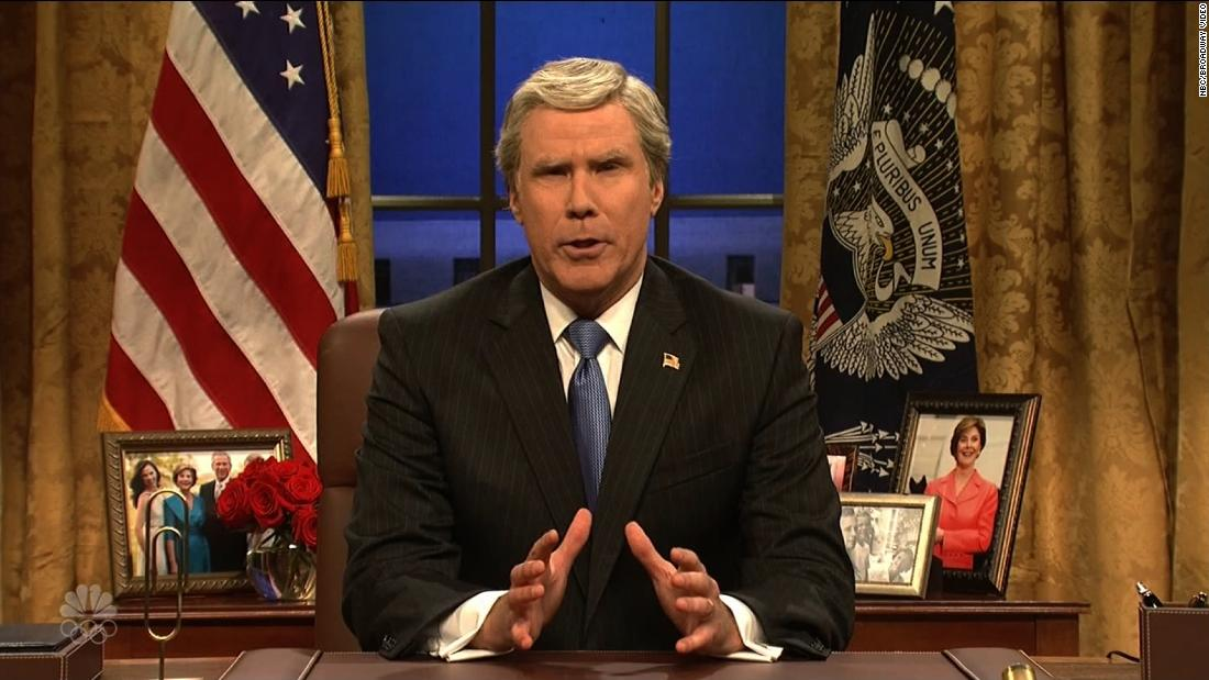SNL is inaccurate– Trump is much even worse compared to Bush