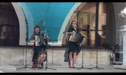 World Cup accordions at Kremlin, Kazan