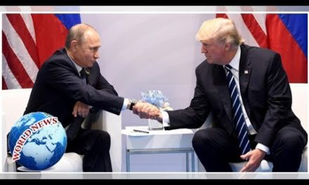 Why would certainly Trump wish to satisfy independently with Vladimir Putin?