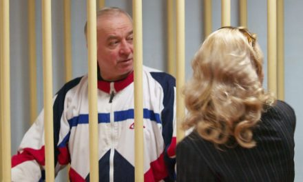 Critically ill human is former Russian spy