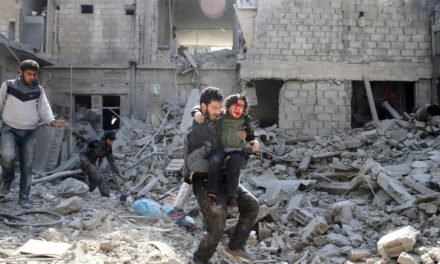UN Pleads For Truce In Syria To Avoid A 'Massacre'