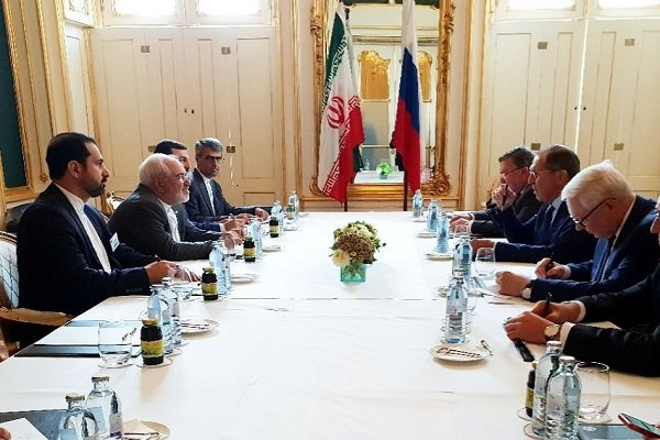Zarif, Lavrov exchange sights on how you can preserve Iran bargain – Mehr News Agency – English Version