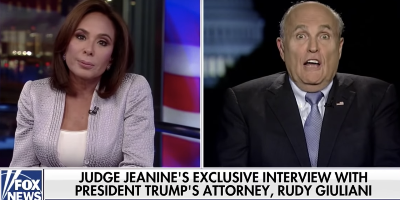 Giuliani Keeps Backpedaling On Cohen Commentaries: 'I'm Not An Expert On The Facts'