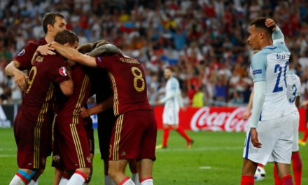England rejected by Russia's last-gasp equaliser in Euro 2016 opener