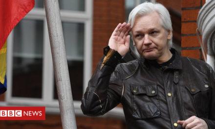 Ecuador eliminates Assange's added safety