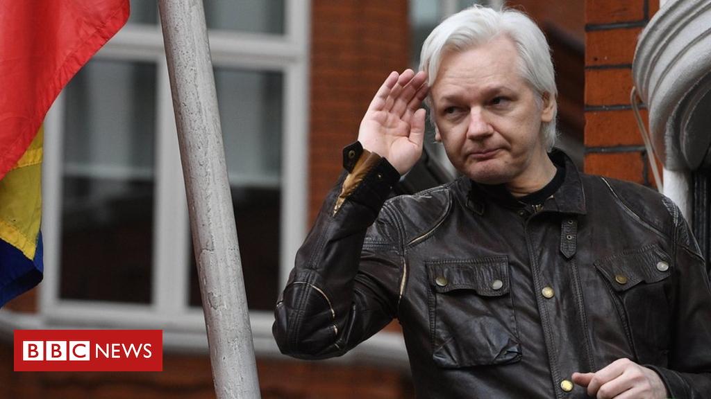 Ecuador eliminates Assange's added safety