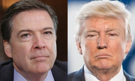 Comey memoranda restore subjects over Trump's actions
