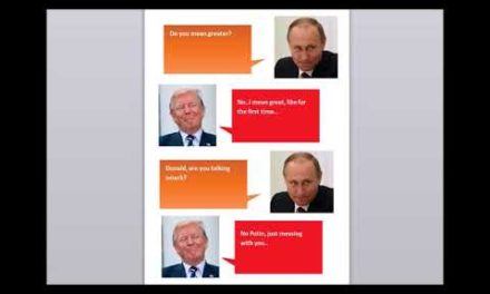 Trump, Ninnistö, absolute Putin Texting Before Meetup access Helsinki
