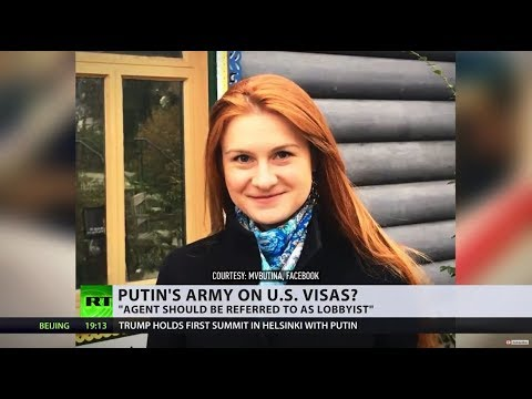 Putin military on United States visas? Russian female billed as Kremlin representative