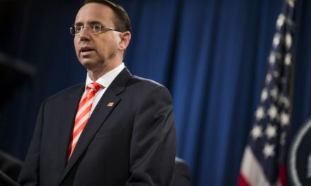 Trump Meets With Rosenstein as Aides Seek to Defuse Tensions
