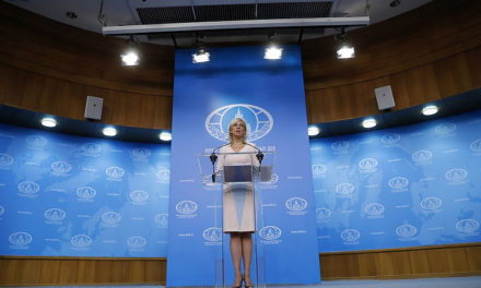 TASS: Society& Culture – Russian Foreign Ministry spokeswoman … – TASS