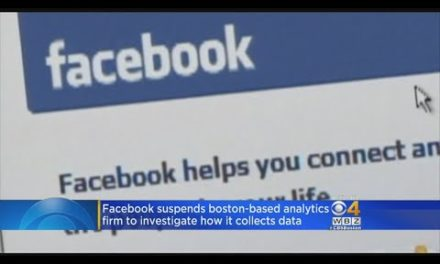 Facebook Suspends Boston-BasedAnalystics Firm Over Possible Kremlin Ties