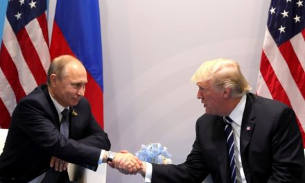 Donald Trump Had A Second Meeting With Vladimir Putin At G-2 0 Summit