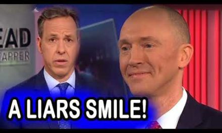 Trump guy Carter Page Got stuck mendacity Kremlin e mail PROOF through Jake tapper