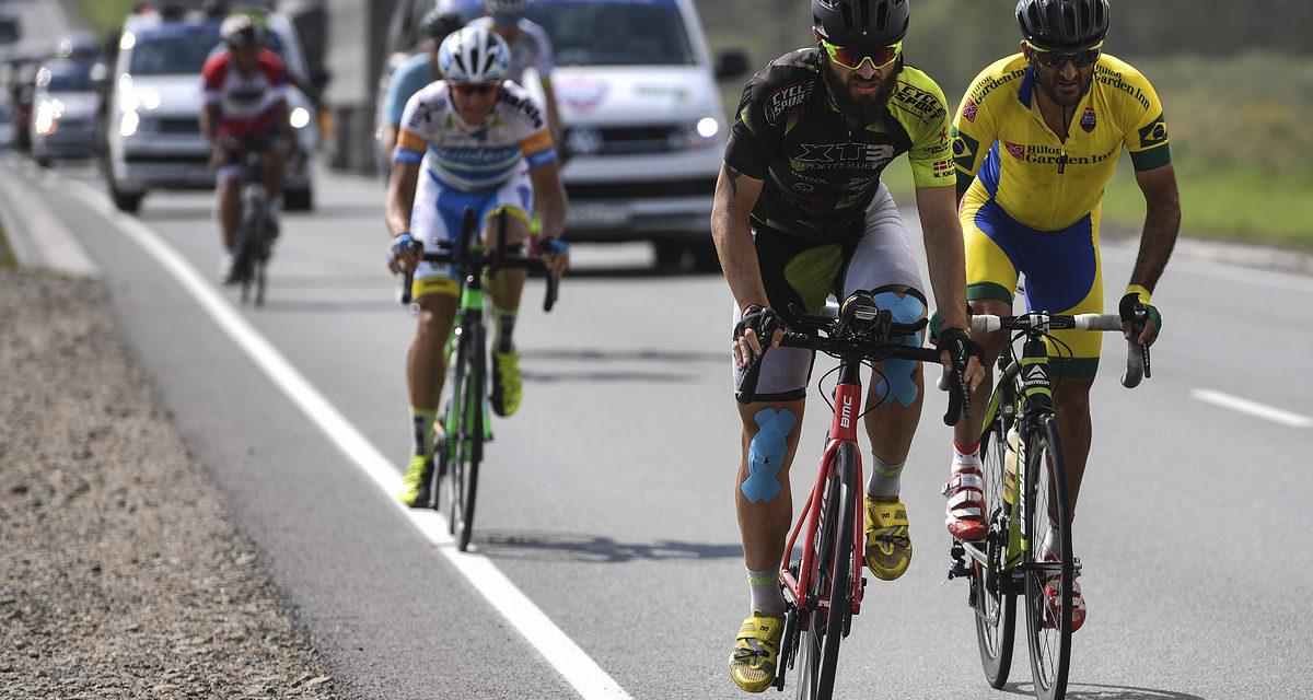 World' s lengthiest bike race starts in Moscow – TASS
