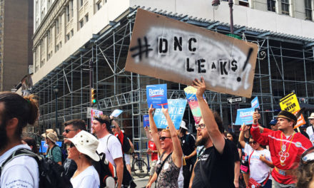 Email Is Fracturing front Democratic Convention Before It Even Starts