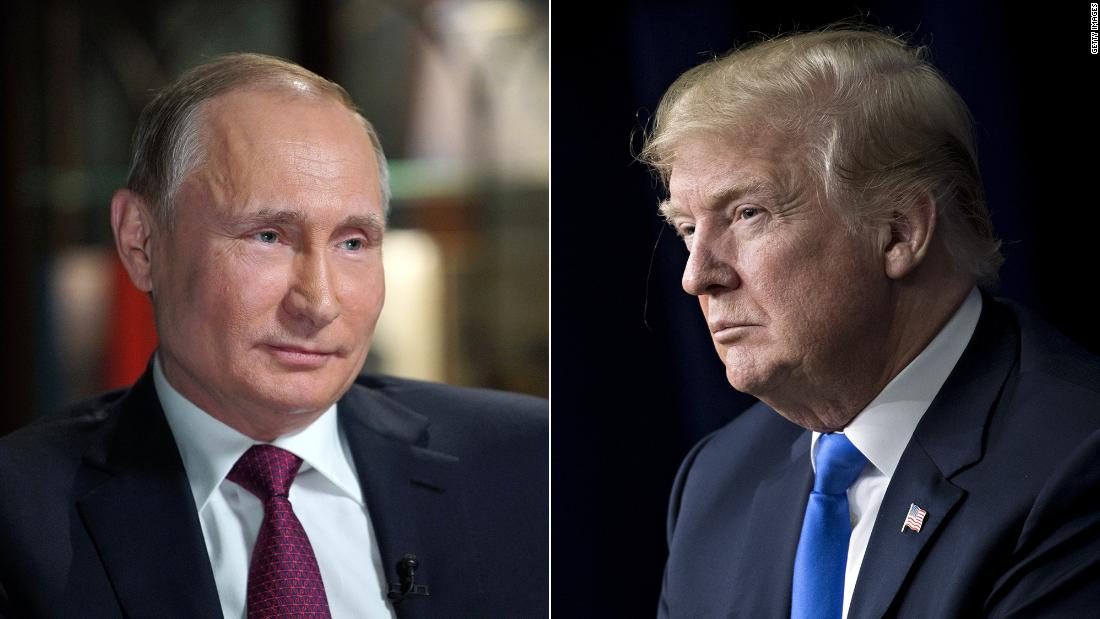 Why Trump is the interruption Putin requires