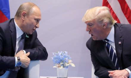 Former Intelligence Chief Says Putin Is Managing Trump Like A Russian 'Asset'