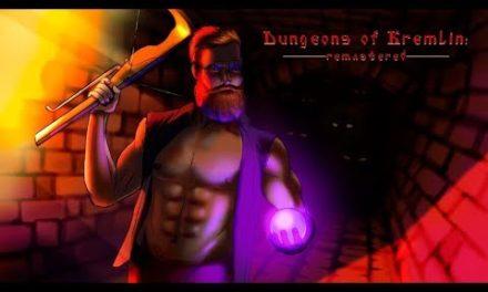 Dungeons of Kremlin: Remastered – pooee # 2. aaoc carbon monoxide poco.