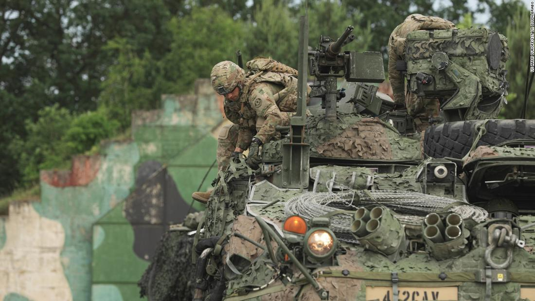Massive NATO workout begins in Poland as well as the Baltics