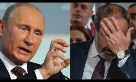 """Putin Paşinyana  """"kəndir"""" hazırladı –  Bununla da asacaq özünü_XƏBƏRLƏR PROQRAMI"""