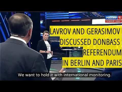 Russians And Western Head of States Discussing Referendum In Donbas – Kremlin Insider Nikonov