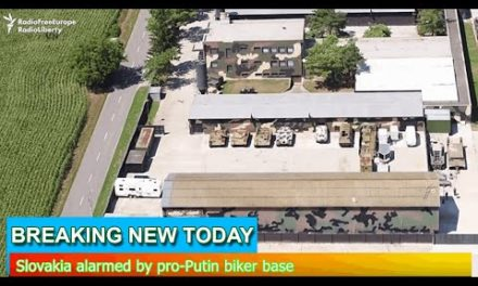 Breaking News – Slovakia startled by pro-Putincyclist base