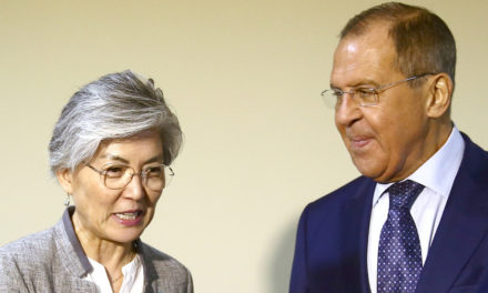 Lavrov talks about fiscal collaboration with South Korean equivalent – TASS