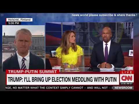 DAMAGING NEWS TOP SENATE DEMOCRATS TELL TRUMP NOT TO MEET PUTIN ALONE CNN
