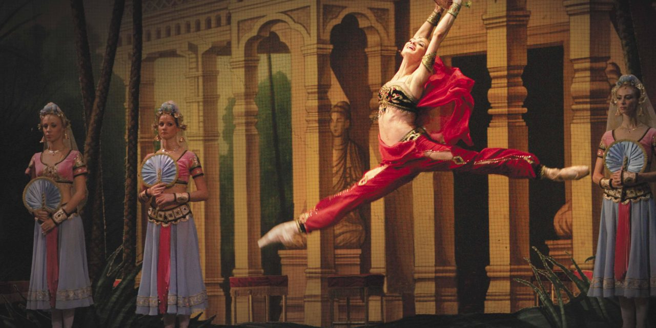 Ballet business have to quit trashing our bodies, suggests Russian super star