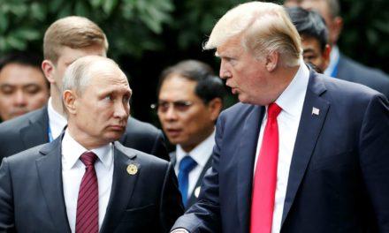 Inside Russia's Trump Summit Propaganda War