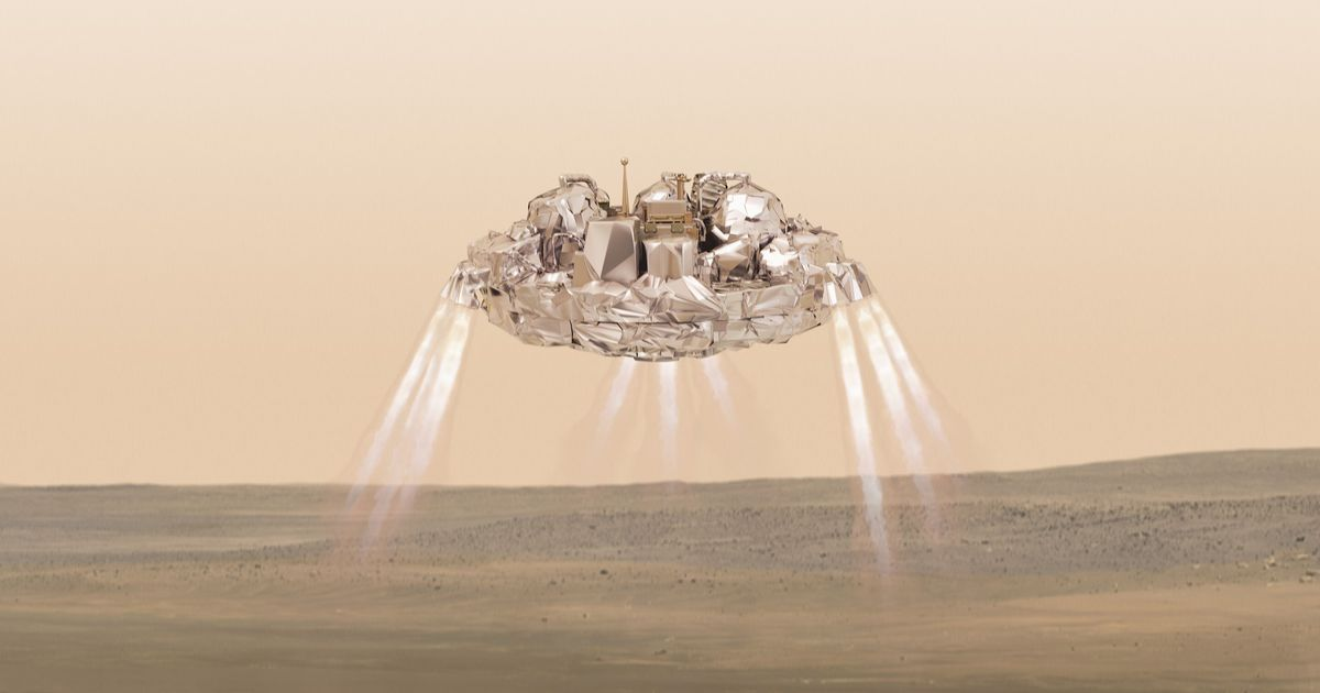 Europe and also Russia can make their mark on Mars with objective getting here Wednesday