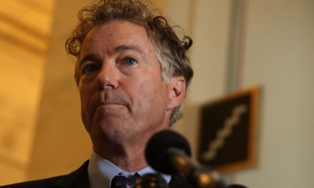Rand Paul, in Moscow, welcomes Russian legislators to Washington