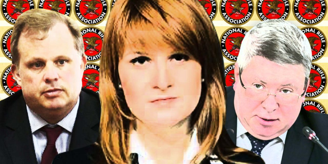 Pro-ConfederateBirther Introduced Maria Butinas Handler to NRA Chief