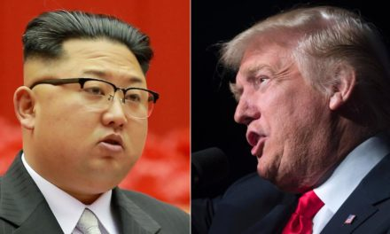 Is Trump committing North Korea a hand down nukes?