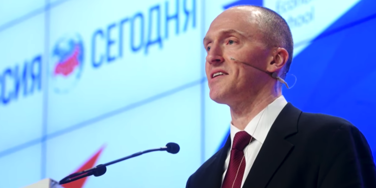 The 11 must-read minutes from Trump project advisor Carter Page's Russia statement