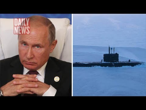 RUSSIA WARNING: Kremlin fierceness over UK strike on Putin at Arctic 'armed forces accumulation' – DAILY NEWS