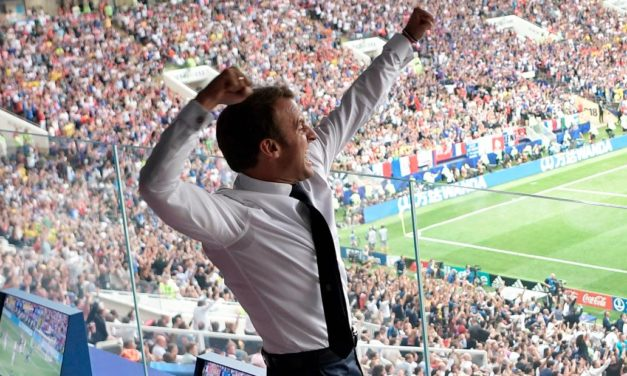 Key minutes from France's impressive World Cup last win