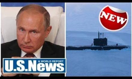 RUSSIA WARNING: Kremlin upset at UK strike on Putin in Arctic 'army accumulate'
